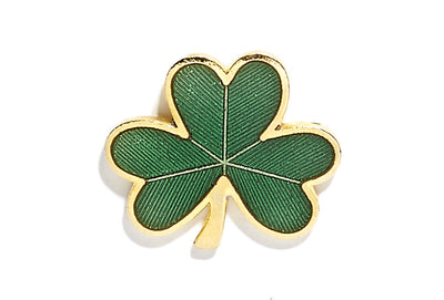 Vintage Clover Pin