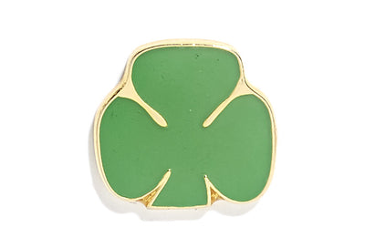 Vintage Clover Pin 2