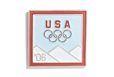 Vintage '06 Olympics Pin