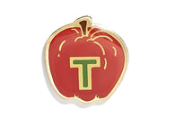 Vintage Apple Pin