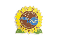Vintage Wichita Pin