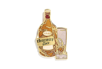 Vintage Hennessy Pin