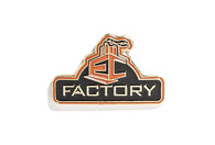 Vintage Factory Pin