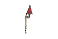 Chained Umbrella & Rain Pin