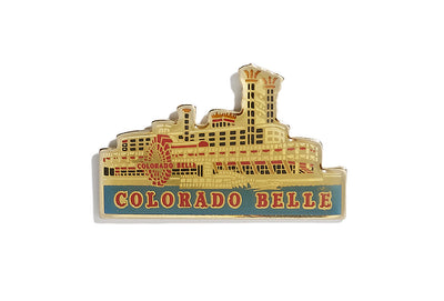 Vintage Steamboat Pin