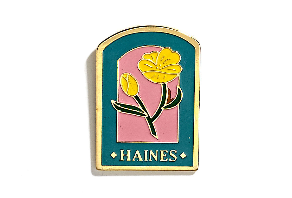 Vintage Haines Pin