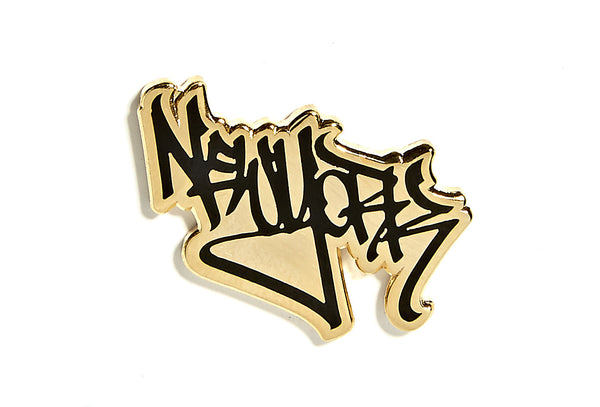 Faust - New York Pin