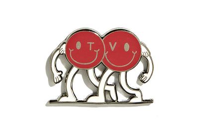 Terrific Values - Friends Pin in Red