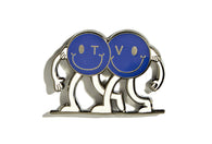 Terrific Values - Friends Pin in Blue