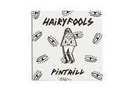 Hairy Fools - Pyramid Pin