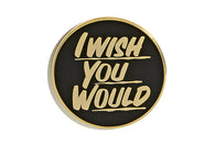 Baron Von Fancy - I Wish You Would Pin