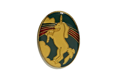 Vintage Unicorn Pin 3