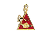 Vintage Shriner Pin