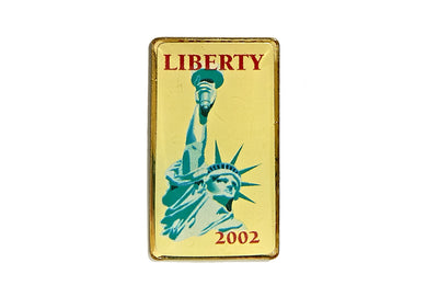 Vintage Lady Liberty Pin