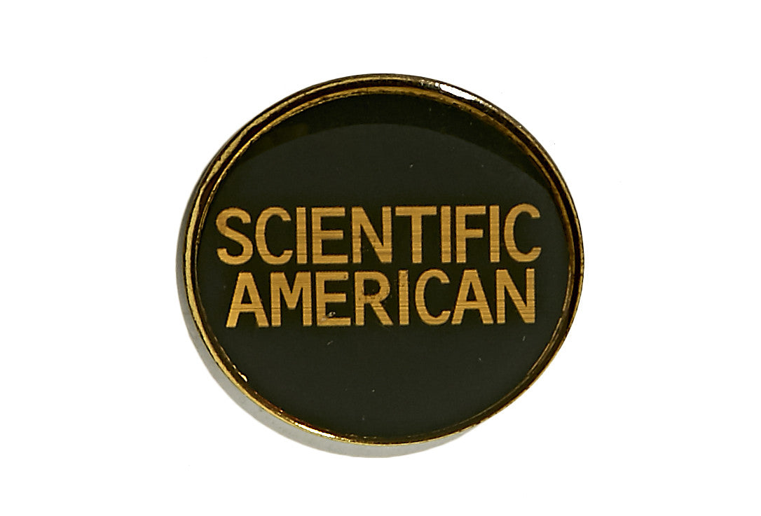 Vintage Science Pin