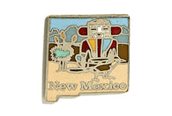 Vintage New Mexico Pin