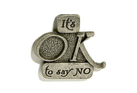 Vintage It's OK Pin