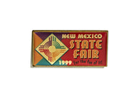 Vintage New Mexico State Fair Pin