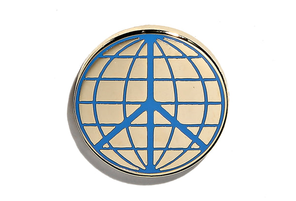 Global Peace Pin