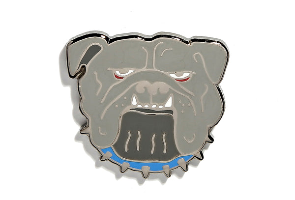 Bulldog Pin