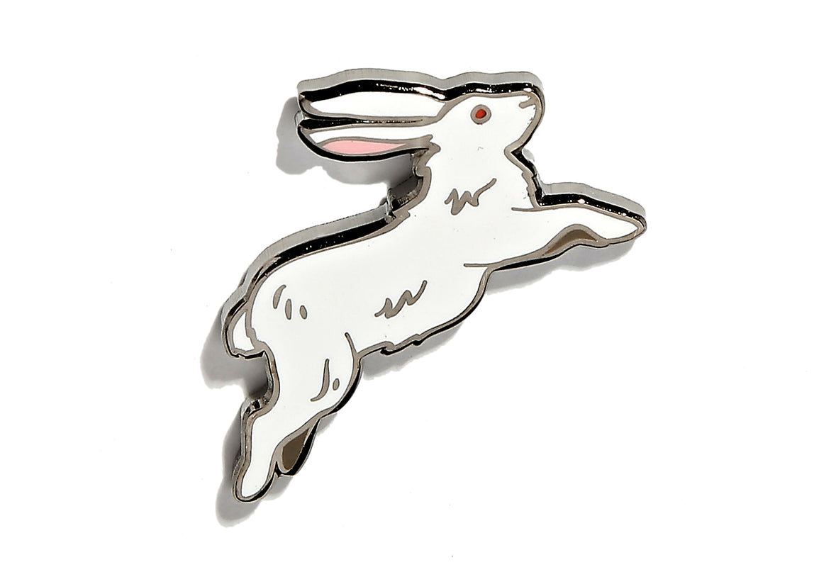 Year Of The Rabbit Pin