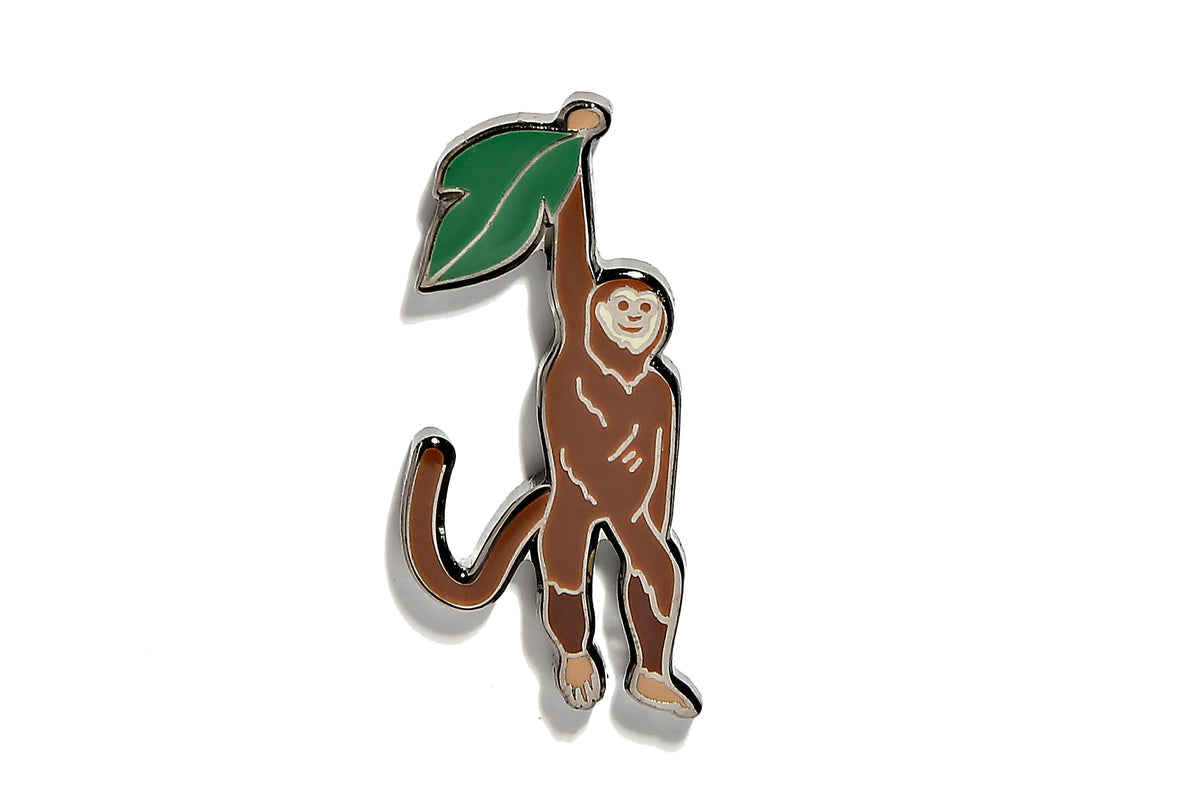 Year Of The Monkey Pin