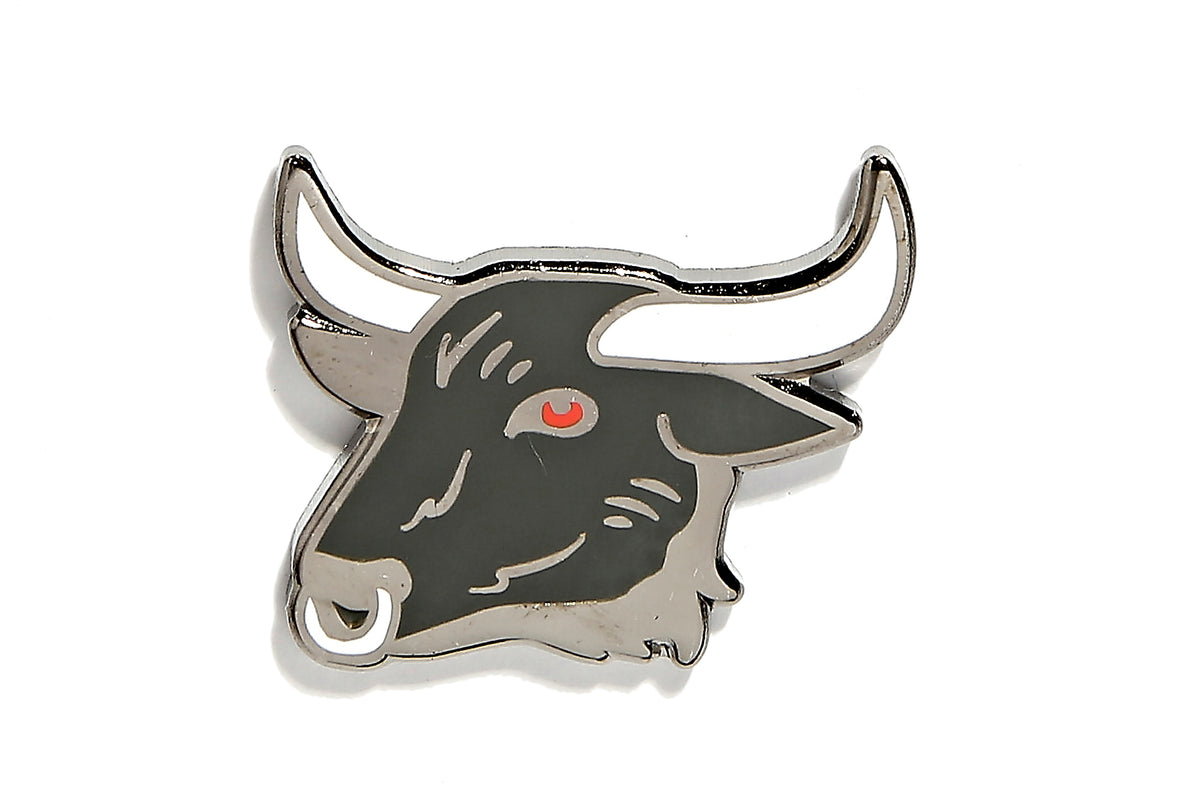 Year Of The Bull Pin