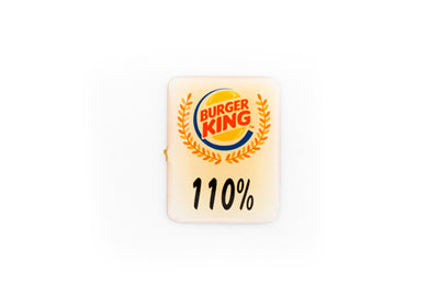 Vintage Burger King Pin 8