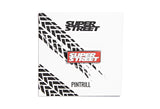 Super Street - Box Logo Pin