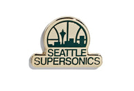 NBALAB - Seattle Supersonics Logo Pin