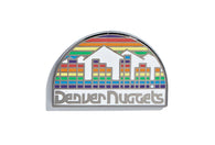 NBALAB - Denver Nuggets Logo Pin