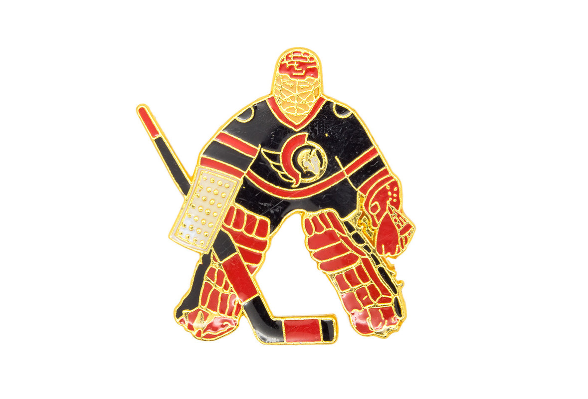 Vintage Ottawa Hockey Pin
