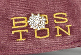 '47 City Florals Cap and Pin Set: Boston