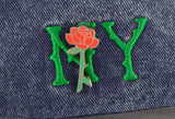 '47 City Florals Cap and Pin Set: New York