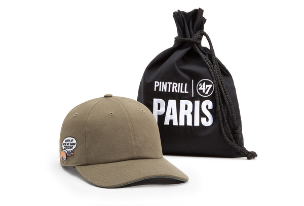 PINTRILL x '47 - Paris Hat