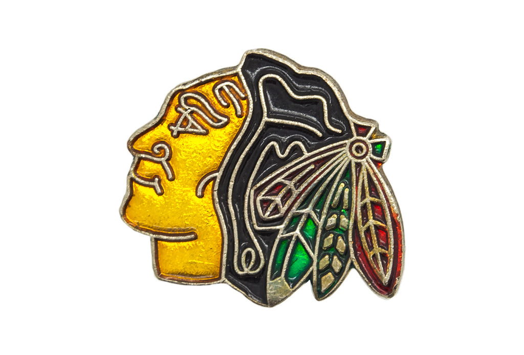 Vintage Chicago Blackhawks Pin