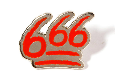 Youth Machine 666 Pin