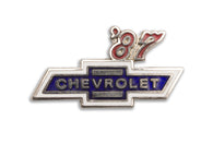 Vintage 87 Chevy Pin