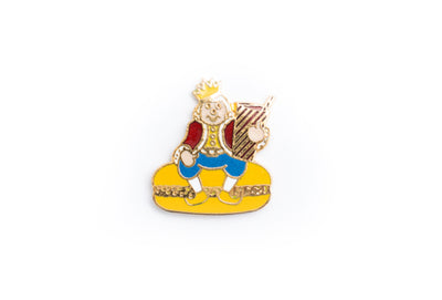 Vintage Burger King Pin 13