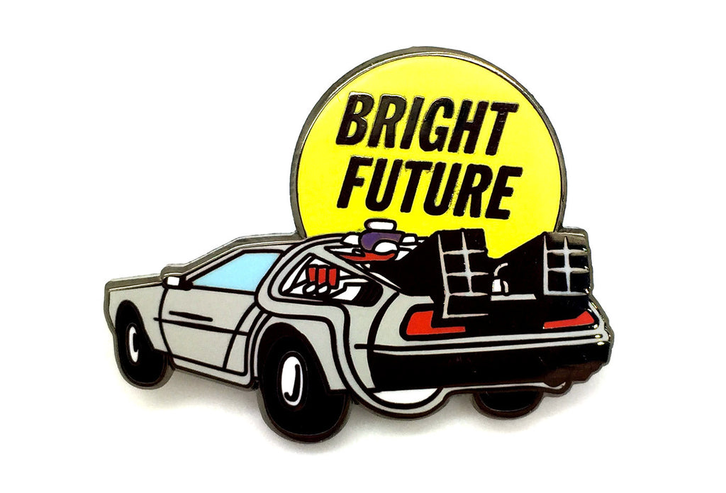 State Bags - Bright Future Pin