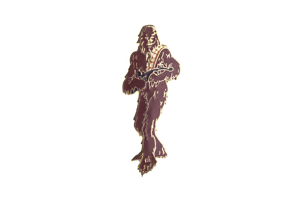 Vintage Chewbacca Pin