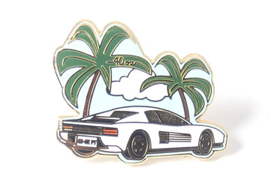 40oz Miami Pin