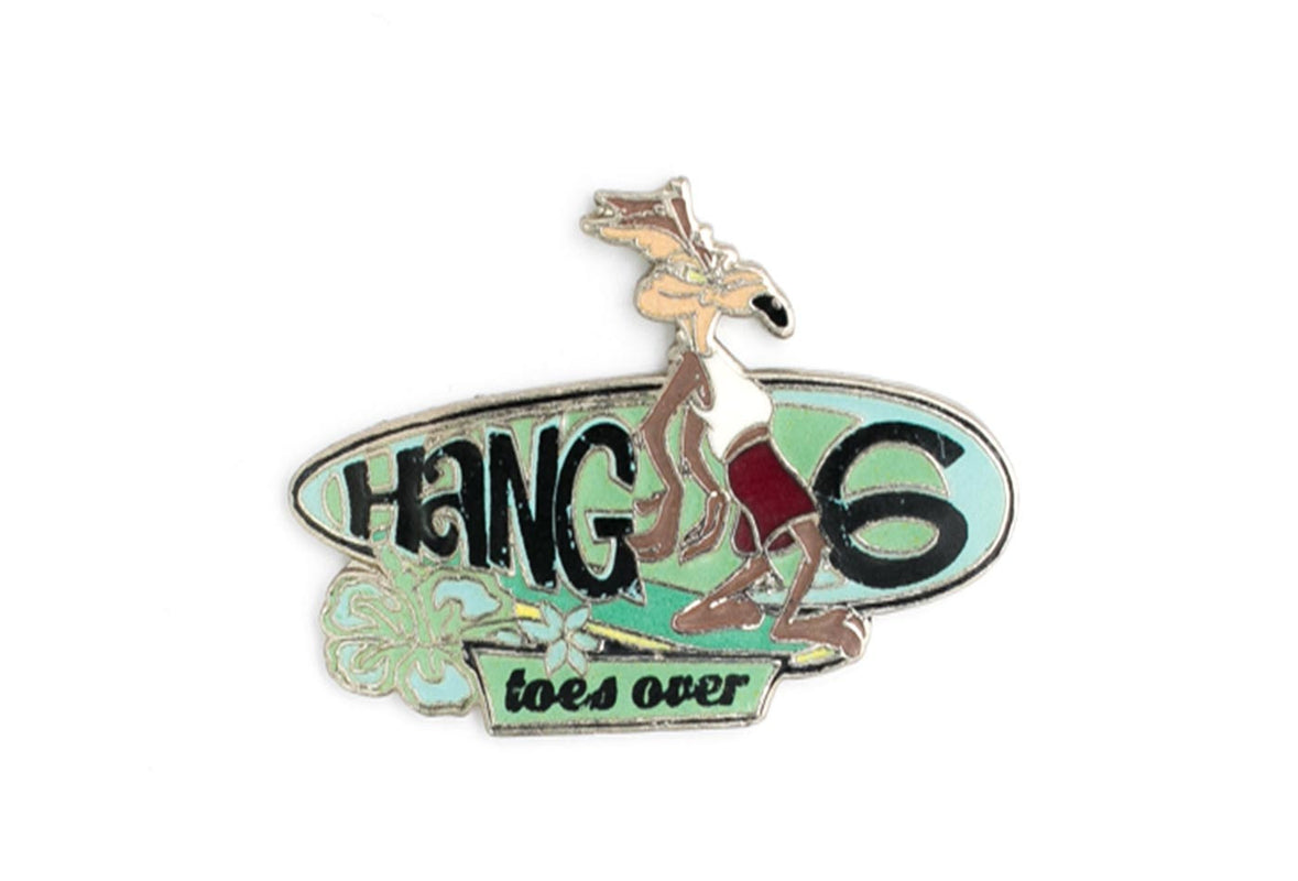 Vintage Wile E. Coyote 1 Pin