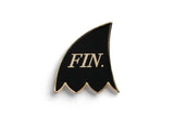 Discovery - Shark Week Fin Pin