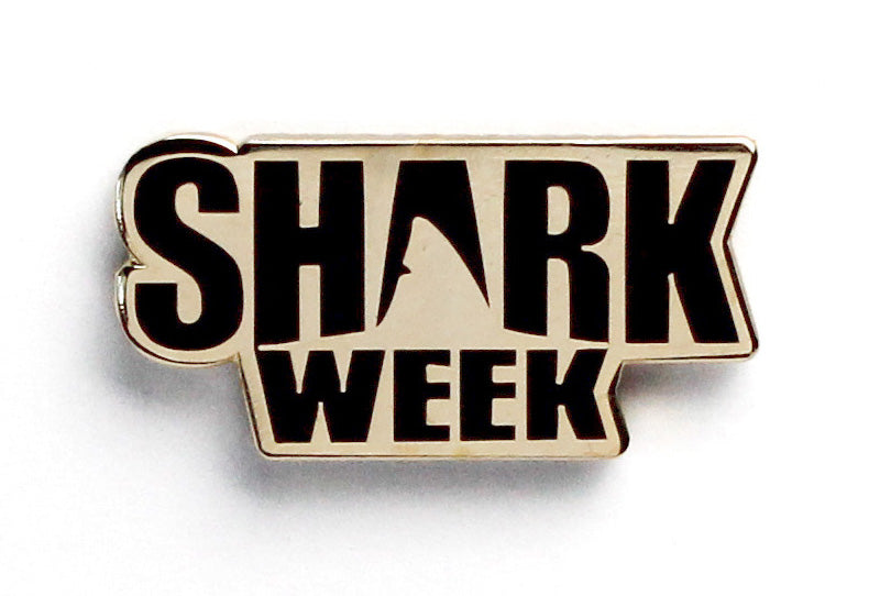 Discovery - Shark Week Logo Pin