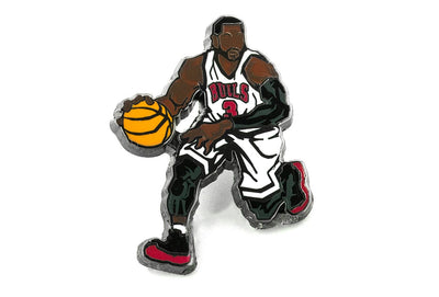 Dwyane Wade BLOCKNATION Pin