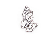 Terrific Values -  Praying Hands Pin