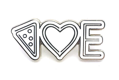 Pizza Loves Emily Pin