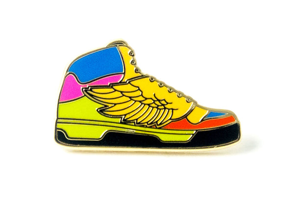 Pin Wings Sneaker - Multicolor