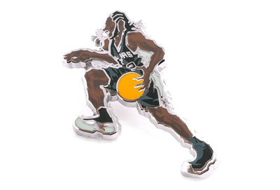 Kawhi Leonard BLOCKNATION Pin